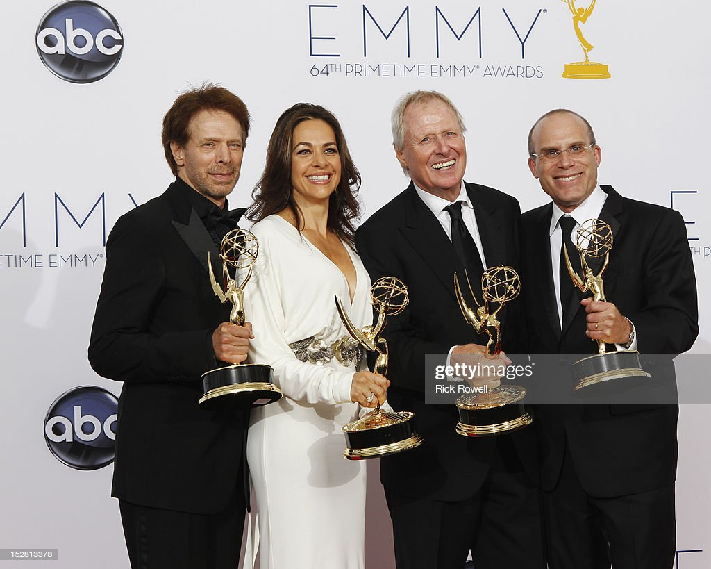EMMY(r) AWARDS - The 64th Primetime Emmy Awards broadcasts live from 8:00-11:00 p.m., ET/5:00-8:00 p.m., PT., Sunday, September 23, 2012 exclusively on ABC. JERRY