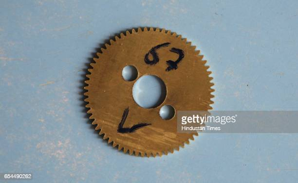 The 67teeth wheel that is originally fitted in the meter gear box