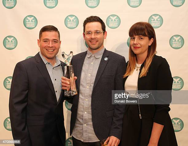 The 7th Annual Shorty Awards PostShow on April 20 2015 in New York City