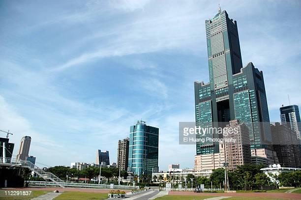 The 85 Skyscraper in Kaohsiung