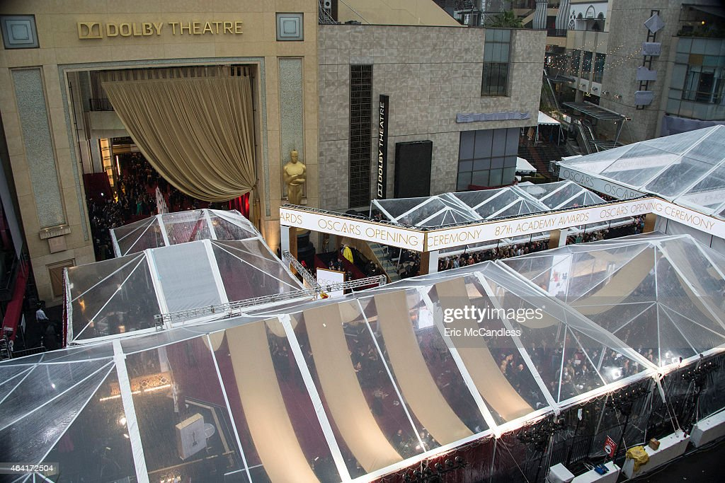 THE OSCARS The 87th Oscars held on Sunday February 22 at the Dolby Theatre at Hollywood Highland Center are televised live on the ABC Television...