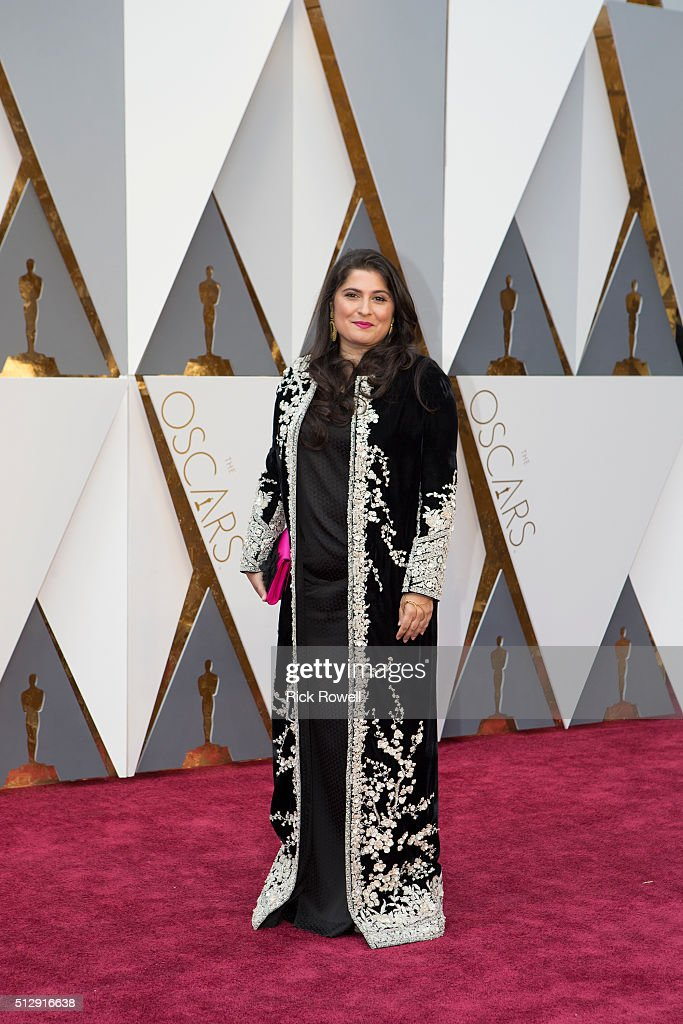 THE OSCARS(r) - ARRIVALS - The 88th Oscars, held on Sunday, February 28, at the Dolby Theatre(r) at Hollywood & Highland Center(r) in Hollywood, are televised live by the ABC Television Network at 7 p.m. EST/4 p.m. PST. CHINOY