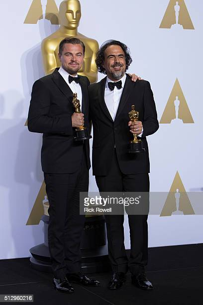 THE OSCARS PRESS ROOM The 88th Oscars held on Sunday February 28 at the Dolby Theatre at Hollywood Highland Center in Hollywood are televised live by...