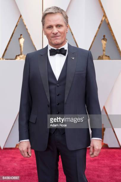 THE OSCARS The 89th Oscars broadcasts live on Oscar SUNDAY FEBRUARY 26 on the ABC Television Network MORTENSEN