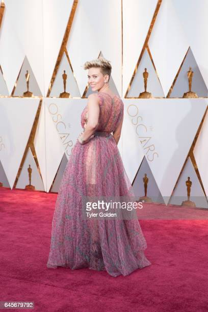 THE OSCARS The 89th Oscars broadcasts live on Oscar SUNDAY FEBRUARY 26 on the ABC Television Network JOHANSSON