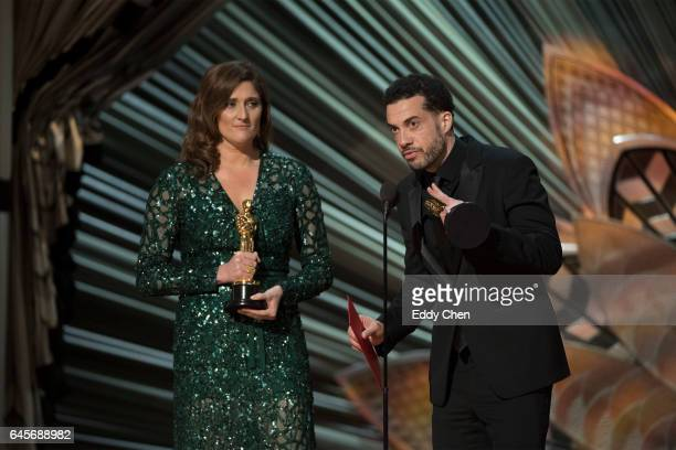 THE OSCARS The 89th Oscars broadcasts live on Oscar SUNDAY FEBRUARY 26 on the ABC Television Network EDELMAN