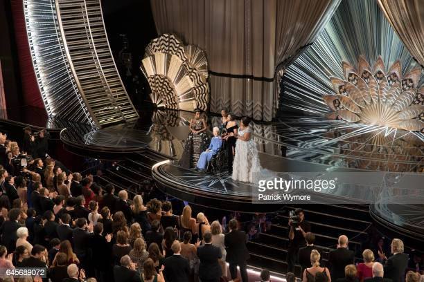 THE OSCARS The 89th Oscars broadcasts live on Oscar SUNDAY FEBRUARY 26 on the ABC Television Network SPENCER