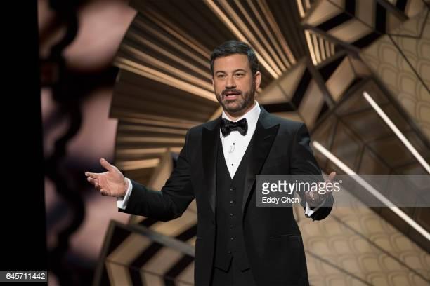 THE OSCARS The 89th Oscars broadcasts live on Oscar SUNDAY FEBRUARY 26 on the ABC Television Network KIMMEL