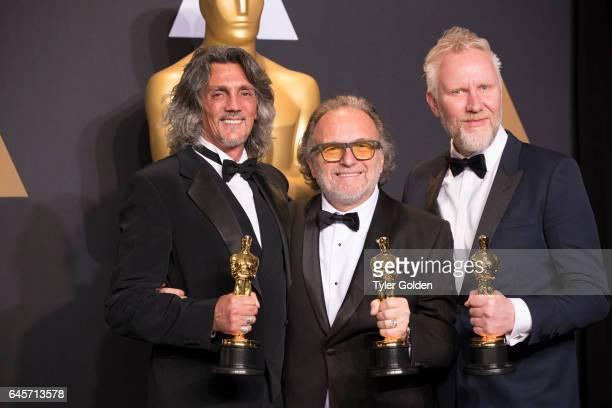 THE OSCARS The 89th Oscars broadcasts live on Oscar SUNDAY FEBRUARY 26 on the ABC Television Network NELSON