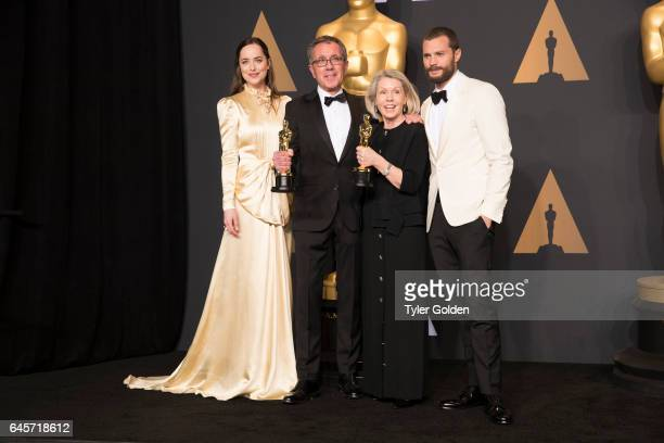 THE OSCARS The 89th Oscars broadcasts live on Oscar SUNDAY FEBRUARY 26 on the ABC Television Network DORNAN