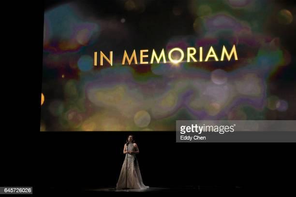 THE OSCARS The 89th Oscars broadcasts live on Oscar SUNDAY FEBRUARY 26 on the ABC Television Network BAREILLES