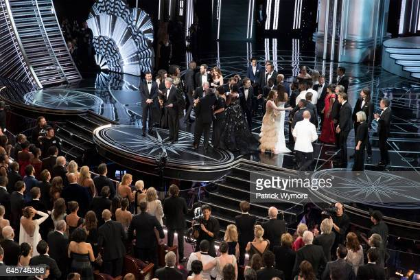 THE OSCARS The 89th Oscars broadcasts live on Oscar SUNDAY FEBRUARY 26 on the ABC Television Network CREW