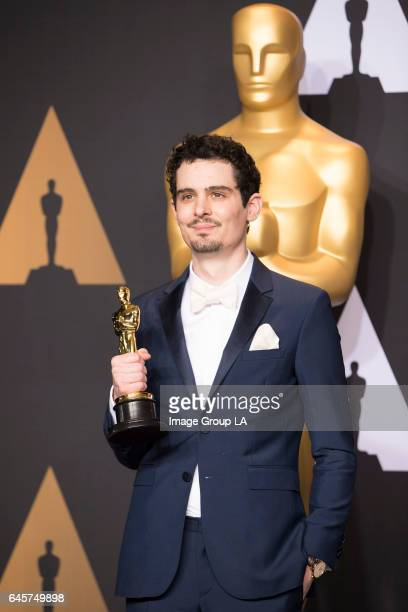 THE OSCARS The 89th Oscars broadcasts live on Oscar SUNDAY FEBRUARY 26 on the ABC Television Network CHAZELLE