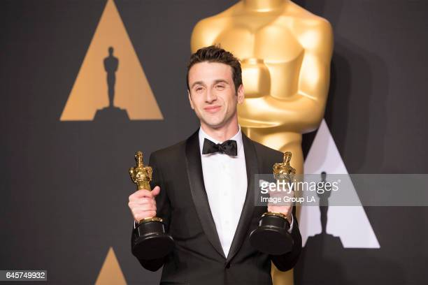 THE OSCARS The 89th Oscars broadcasts live on Oscar SUNDAY FEBRUARY 26 on the ABC Television Network HURWITZ
