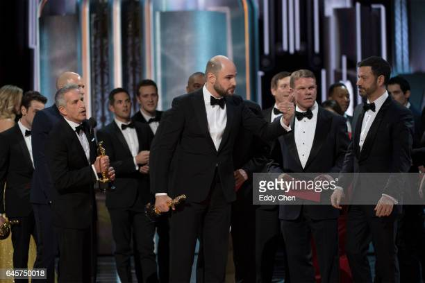THE OSCARS The 89th Oscars broadcasts live on Oscar SUNDAY FEBRUARY 26 on the ABC Television Network CULLINAN