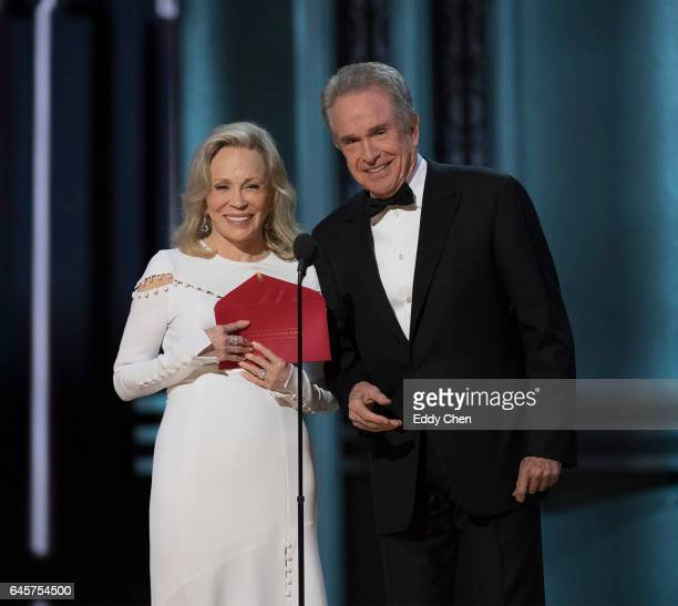 THE OSCARS The 89th Oscars broadcasts live on Oscar SUNDAY FEBRUARY 26 on the ABC Television Network BEATTY