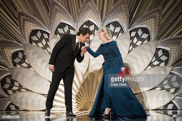 THE OSCARS The 89th Oscars broadcasts live on Oscar SUNDAY FEBRUARY 26 on the ABC Television Network STREEP