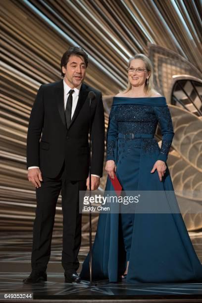 THE OSCARS The 89th Oscars broadcasts live on Oscar SUNDAY FEBRUARY 26 on the ABC Television Network STREEP