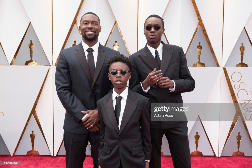 THE OSCARS(r) - The 89th Oscars(r) broadcasts live on Oscar(r) SUNDAY, FEBRUARY 26, 2017, on the ABC Television Network. SANDERS