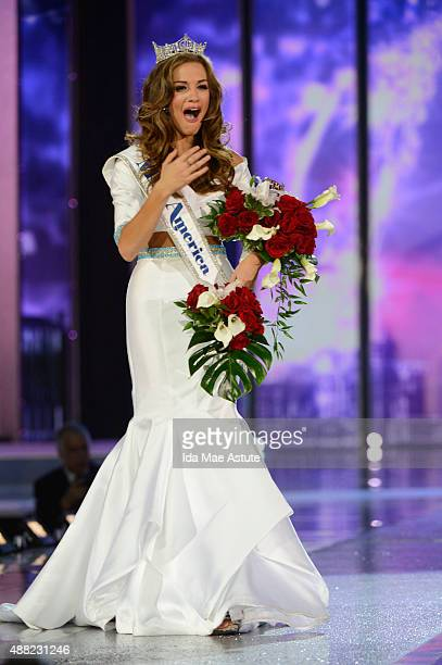 AMERICA 2016 The 95th Annual Miss America Pageant broadcasts live from Atlantic City's Boardwalk Hall on SUNDAY SEPT 13 airing on the ABC Television...