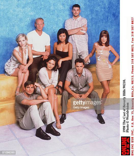 The 9Th Year Of Beverly Hills 90210