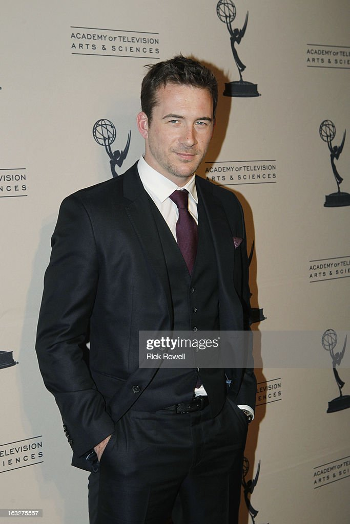 REVENGE - The Academy of Television Arts & Sciences presented 'An Evening with Revenge' with the cast and executive producer of ABC's 'Revenge' at the Leonard H. Goldenson Theatre in North Hollywood, California, on Monday, March 4, 2013. SLOANE