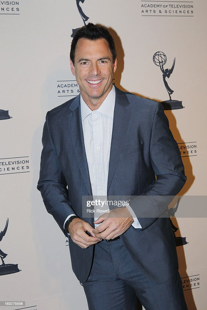 REVENGE - The Academy of Television Arts & Sciences presented 'An Evening with Revenge' with the cast and executive producer of ABC's 'Revenge' at the Leonard H. Goldenson Theatre in North Hollywood, California, on Monday, March 4, 2013. STEINES