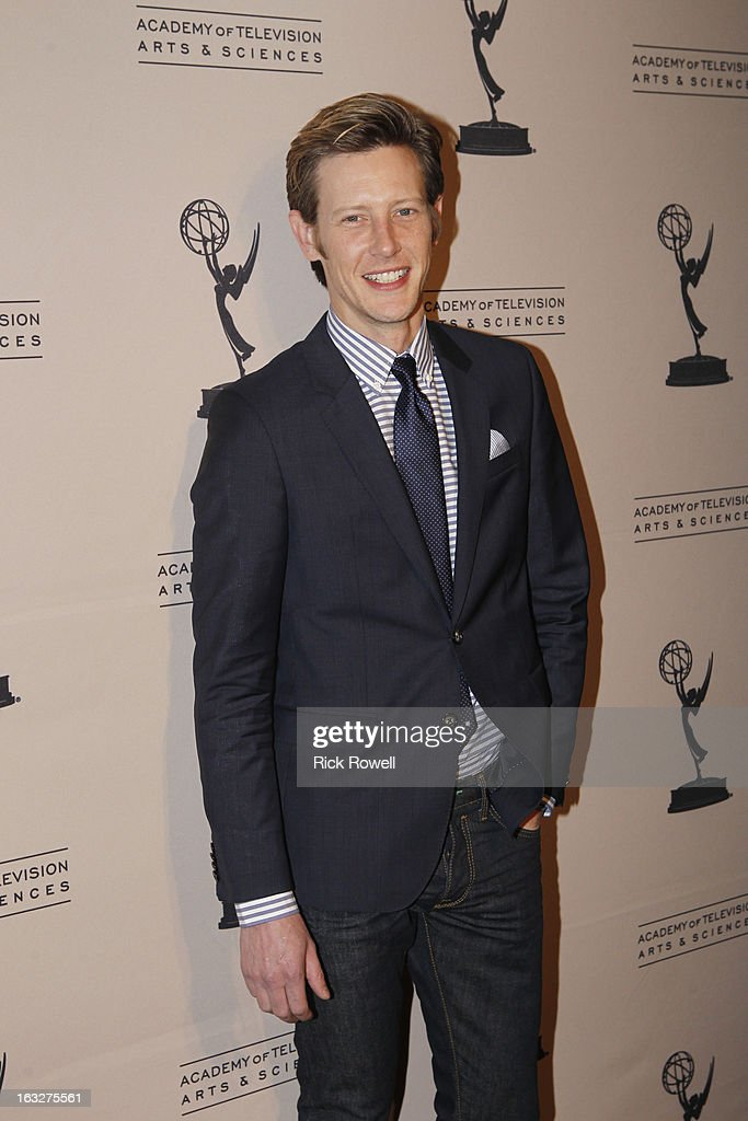 REVENGE - The Academy of Television Arts & Sciences presented 'An Evening with Revenge' with the cast and executive producer of ABC's 'Revenge' at the Leonard H. Goldenson Theatre in North Hollywood, California, on Monday, March 4, 2013. MANN