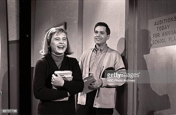 SHOW 'The Actress' airdate 11/27/63 Patty Duke Eddie Applegate