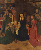 The Adoration of the Magi by Gerard David