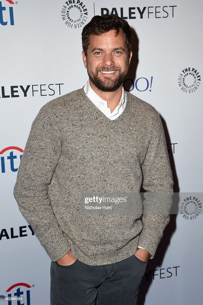 The Affair's Joshua Jackson arrives for the third annual PaleyFest NY at The Paley Center for Media on October 12, 2015 in New York City.