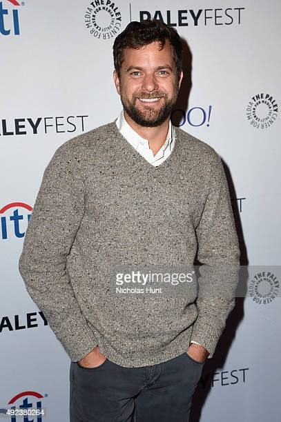 The Affair's Joshua Jackson arrives for the third annual PaleyFest NY at The Paley Center for Media on October 12 2015 in New York City
