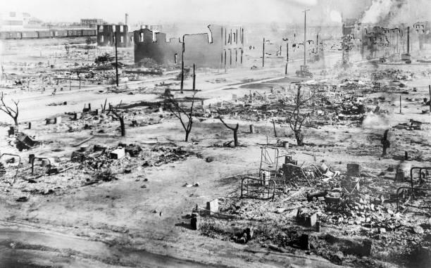 OK: In The News: Tulsa Race Massacre Of 1921