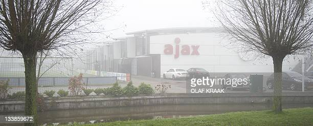 The Ajax trainings complex De Toekomst is covered by fog in Amsterdam on November 21 2011 The proposed appointment of general manager Louis van Gaal...
