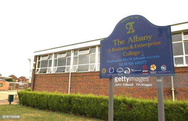 The Albany School following reports that two teachers had been suspended after allegedly having a threesome with a 16yearold male pupil The alleged...