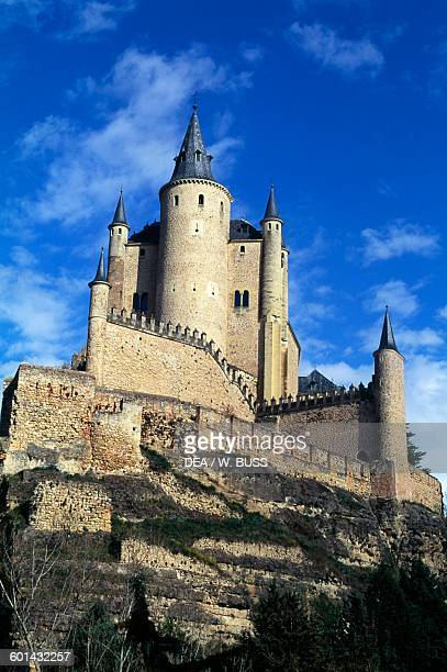 The Alcazar of Segovia Castile and Leon Spain 11th19th century