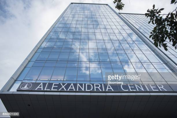 The Alexandria Center For Life Science building stands in New York US on Thursday Aug 3 2017 Alexandria LaunchLabs which began operating at the...
