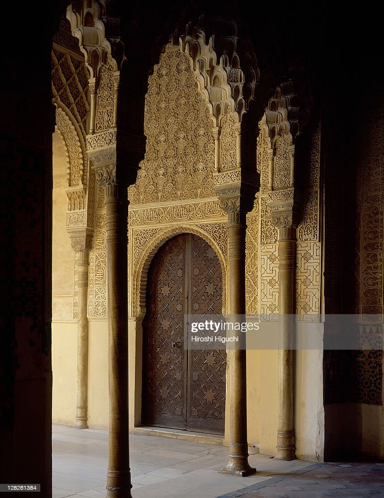 The Alhambra, Andalucia, Granada, Spain : Stock Photo