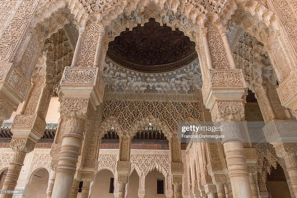 CONTENT] The Alhambra's Islamic palaces were built for the last Muslim emirs in Spain and its court of the Nasrid dynasty After the Reconquista by...