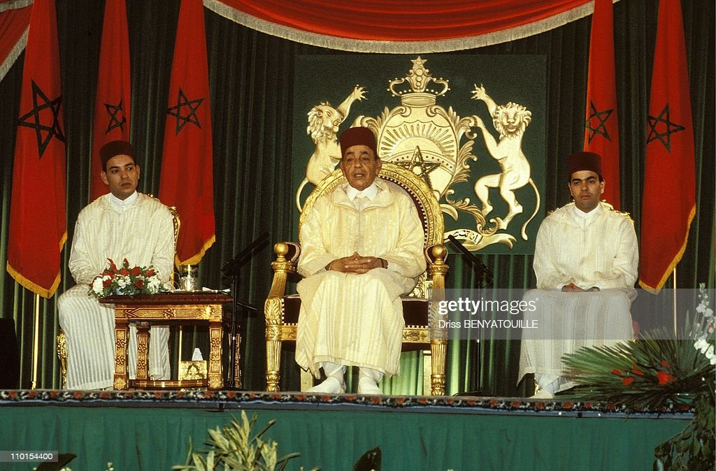 king hassan ii speech His majesty king hassan ii is one of the major advocates of peace in the world thanks to his efforts, morocco has been able to play an active role in major.