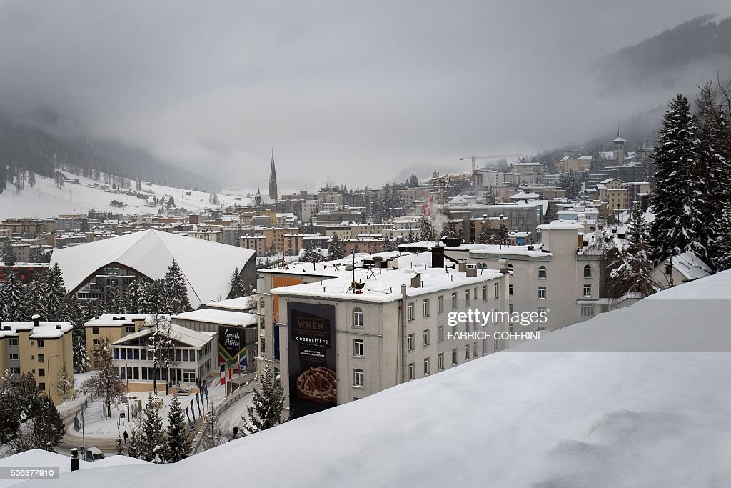 World economic forum annual meeting 2016 getty images for The alpine lodge
