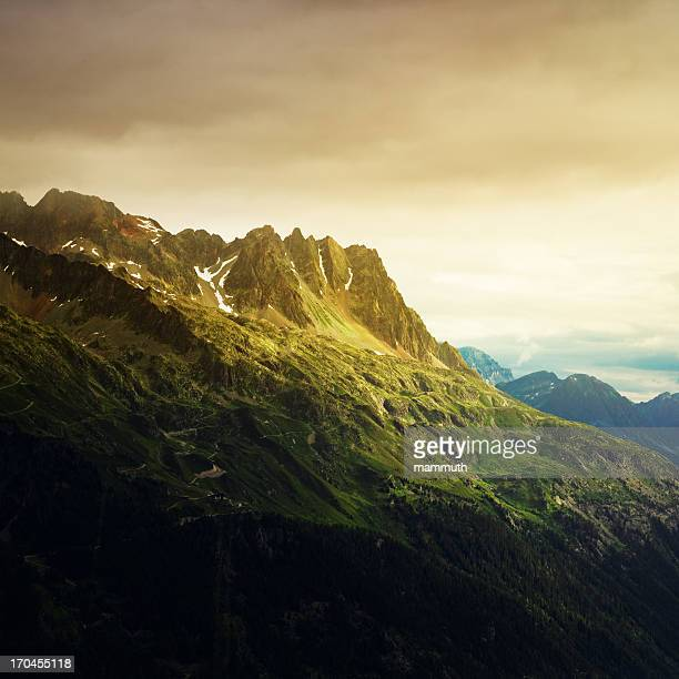 the Alps in France