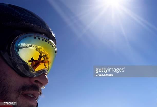 De los Alpes a mi gafas