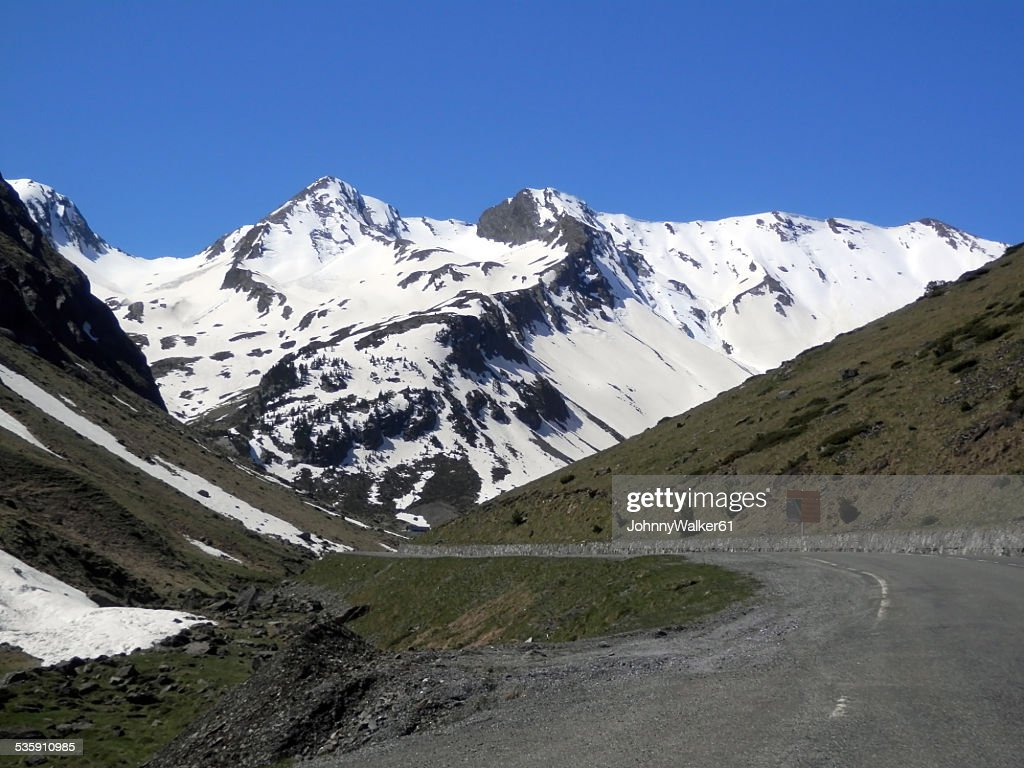 Dos Alpes : Foto de stock