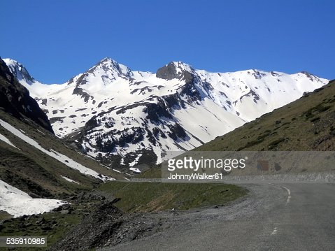Dos Alpes : Foto de stock