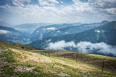 Photograph of the alps in austria