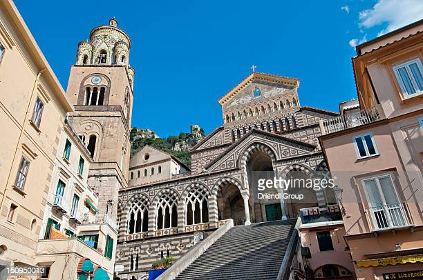 The Amalfi Cathedral.
