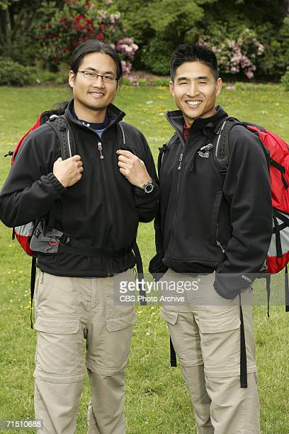 The Amazing Race 10 Teammates Erwin and Godwin are brothers from San Francisco California Both are overachievers and super competitive and are...