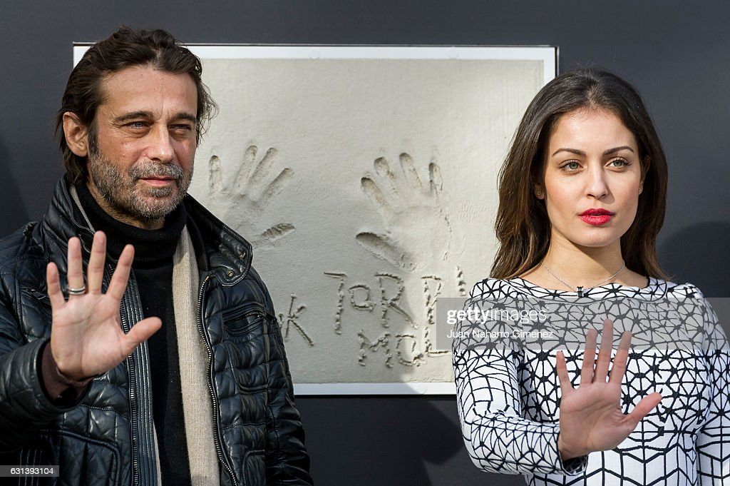 Jordi Molla and Hiba Habouk Visit The New Save the Children Center in Vallecas