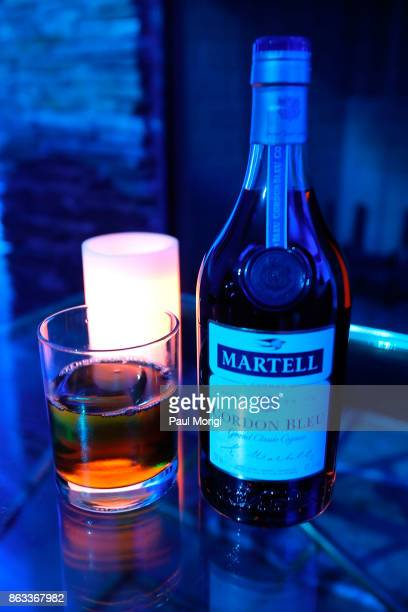The Ambition cocktail made with Martell Cordon Bleu at the HOME by Martell event on October 19 2017 in Washington DC